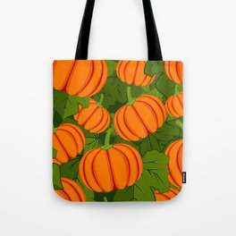 C13D Pumpkin Harvest Tote Bag