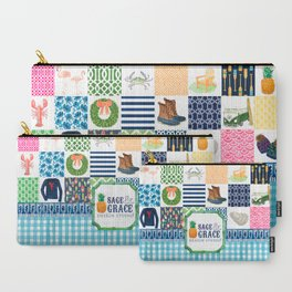 Sage + Grace Designs Carry-All Pouch