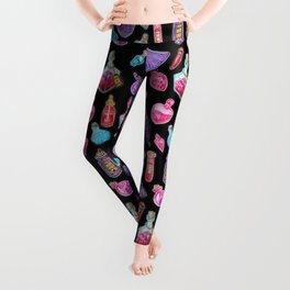 Witchcraft: Witches Potions Leggings