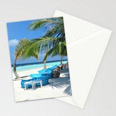 Maldivian lounge Stationery Cards