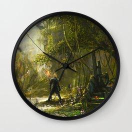 Eldorado Wall Clock