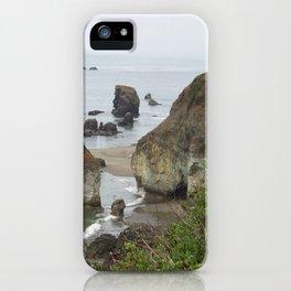 Haystacks iPhone Case