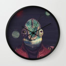 Star Team - Leon Wall Clock