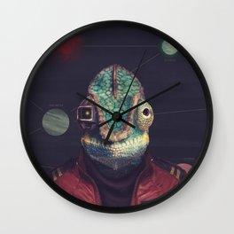 Star Team - Leon Wall Clock