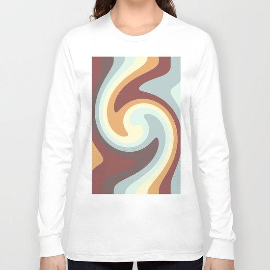 Abstract 377 Long Sleeve T-shirt