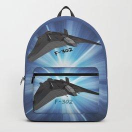F-302 design 2 Backpack