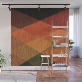 #Ethnic #abstract Wall Mural