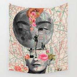 my muse (Frida Kahlo) Wall Tapestry