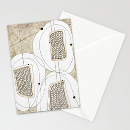 Orbiting Stationery Cards
