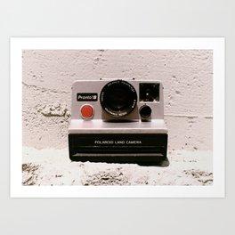 Pronto B Land Camera, 1977 Art Print