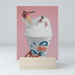 Snow Cone Mini Art Print
