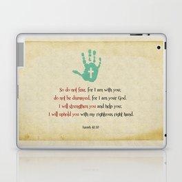 I will uphold you! Laptop & iPad Skin