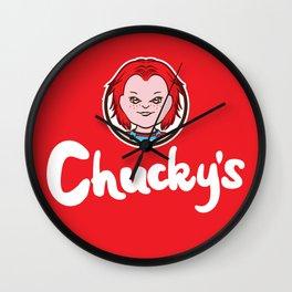 Chucky's Wall Clock