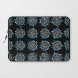 Tardis Mandala Laptop Sleeve