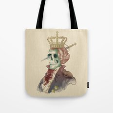 I LOVE THE KING Tote Bag