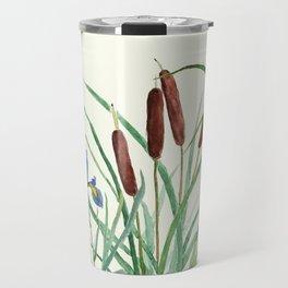pond-side elegance Travel Mug