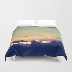 We're only young once Duvet Cover