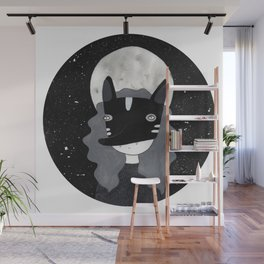 Chica lobo Wall Mural