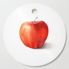The Apple Cutting Board