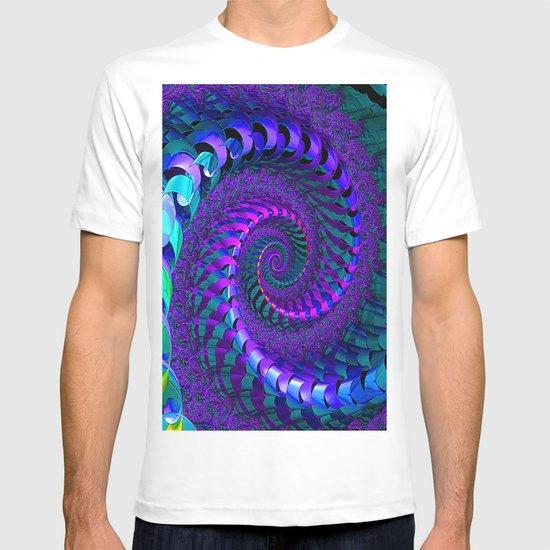 Blue mountains T-shirt