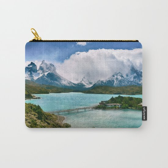 Slice of Heaven Carry-All Pouch