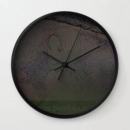 danaus plexippus Wall Clock