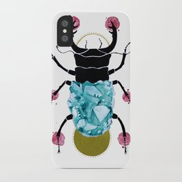 stag beetle  iPhone Case
