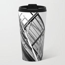 Alley balcony Travel Mug