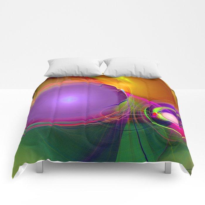 Gravitational Attraction Comforters
