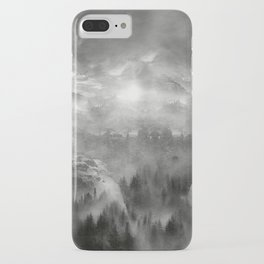 B&W - Wish You Were Here (Chapter I) iPhone Case