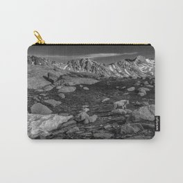 Mountain Goat at Twin Lakes Carry-All Pouch