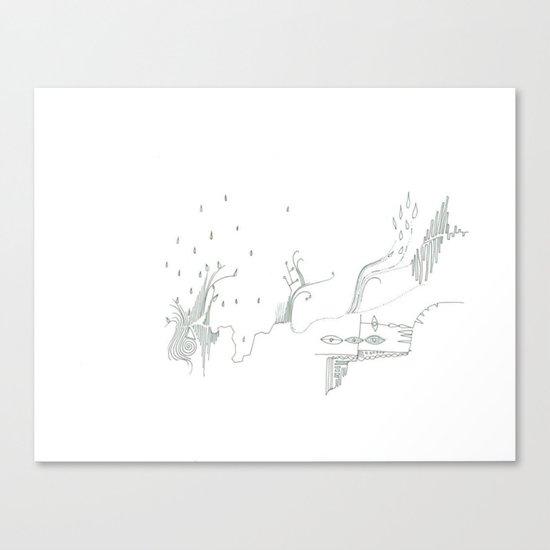 paper_7 Canvas Print