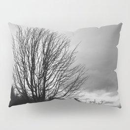 Deadly monochromatic tree Pillow Sham