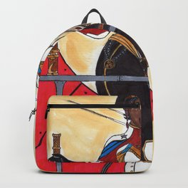 The Lady of The Air Backpack