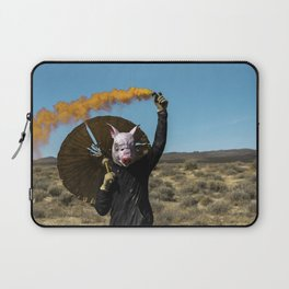 Stand and be Counted Laptop Sleeve