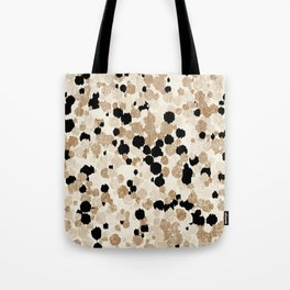 Pattern Dots Tote Bag