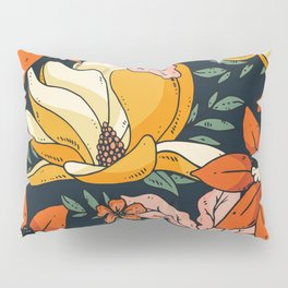 Night Forest Pillow Sham