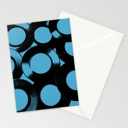 Long Live Vinyl Stationery Cards