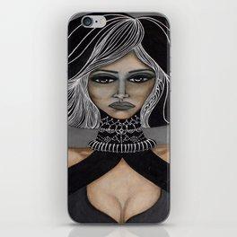 Sorceress iPhone Skin