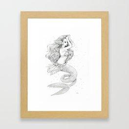 Atargatis Framed Art Print
