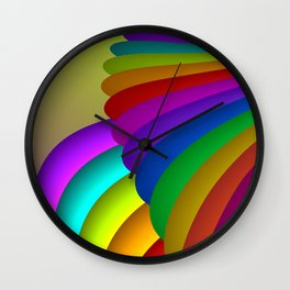 3D for duffle bags and more -11- Wall Clock