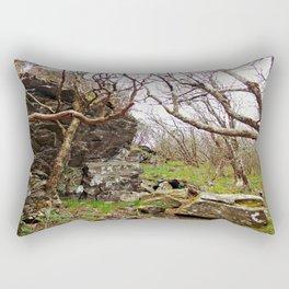 Room To Breathe Rectangular Pillow