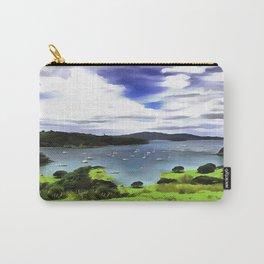 Moturoa Island Carry-All Pouch