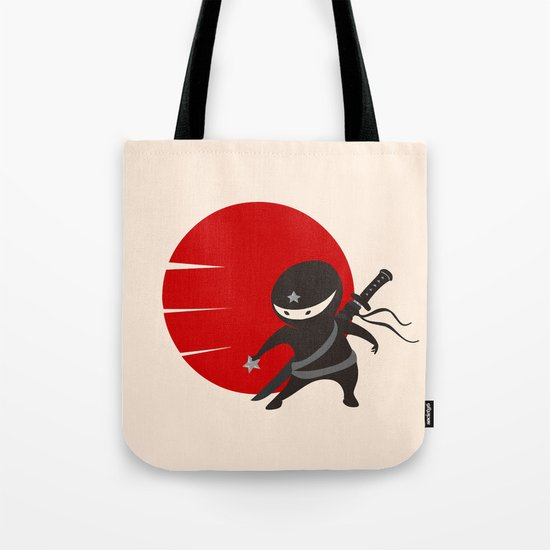 LITTLE NINJA STAR Tote Bag