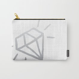 Diamonds Are...  Carry-All Pouch