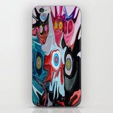 Aboard The Takarabune iPhone & iPod Skin