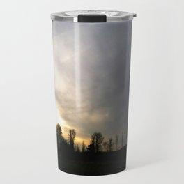 The Road Less Traveled Travel Mug