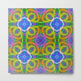 kitchen tile Metal Print
