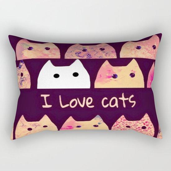 cat-199 Rectangular Pillow