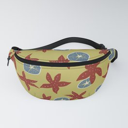 Starfish and Sand Dollars Fanny Pack